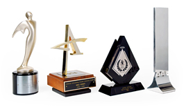 Best of radio advertising Angel Award, AAF ADDY committee recognition and Telly Award presented to CMR Studios