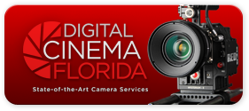 Digital Cinema Florida provides RED EPIC camera rental and DIT services