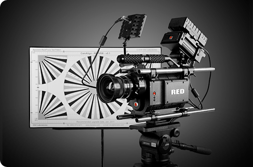 RED One and RED Epic rental for movie and commercial production